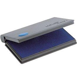 COLOP Stempelkissen, Kunststoff, Typ: 1, i: 9 x 5 cm, getränkt, blau