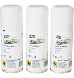 TORK Duftnachfüllung Premium, Mix.Pack, Patr., Zitr./frucht./blum.