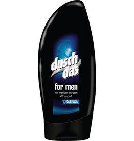 duschdas Duschgel, 250ml, For Men, Kunststoffflasche