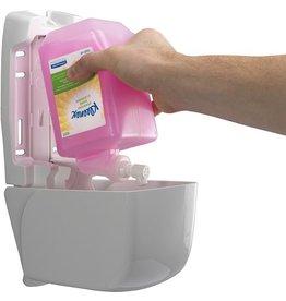 Kleenex Handreiniger, normal, Nachf., flüssig, 6x1l, rosa