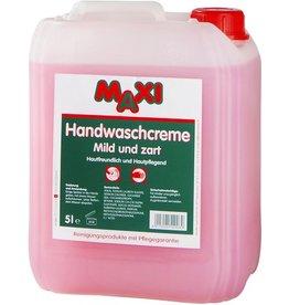 MAXI Handwaschcreme, Mild und zart, parfümiert, rosé