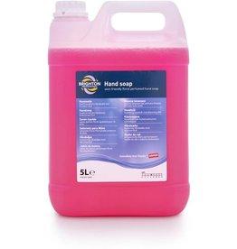 BRIGHTON PROFESSIONAL Handwaschseife, Nachfüllung, Kanister, blumig, pink