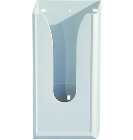 racon Hygienebeutelspender p-bag, Kst., 13,5x5,5x29,5cm, we