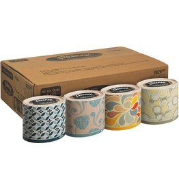 Kleenex Kosmetiktuch, 3lagig, Spenderbox, 20 x 21 cm, weiß