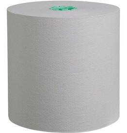 Scott Papierhandtuch Essential, 1lagig, auf Rolle, 19,8 cm x 350 m, weiß