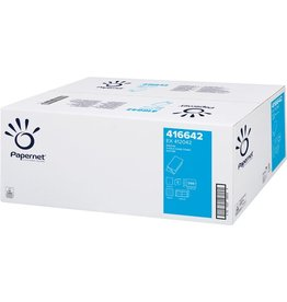 Papernet Papierhandtuch SPECIAL, 2lg., V-Falzung, 24 x 23 cm, weiß