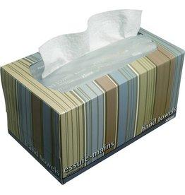 Kleenex Papierhandtuch ultra soft, Zellstoff, 1lg., 26x22,5cm, hochwe