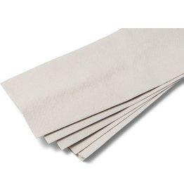 Sustainable Earth By Staples Papierhandtuch, 1lagig, Lagenfalz, 20 x 182 Tücher, 24,5 x 33 cm, weiß