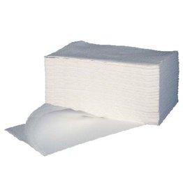 racon Papierhandtuch, 1lagig, Zickzackfalzung, 40 x 22 cm, hochweiß