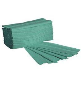 racon Papierhandtuch, Krepp(RC), Lagenf., 24x156Tü., 25x31cm, grün