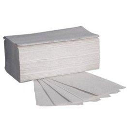 racon Papierhandtuch, Krepp(RC), ZZ-Falz., 20x250 Tü., 25x23cm, natur