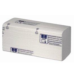 racon Papierhandtuch, Zellstoff, 2lg., Interfold, 18x170Tü., 22x27cm, hochwe
