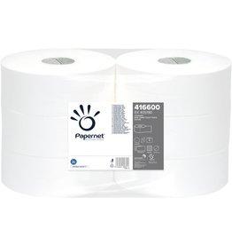 Papernet Toilettenpapier STANDARD MAXI JUMBO, 1lg., Rolle, 9 cm x 470 m, natur