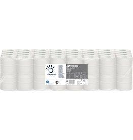 Papernet Toilettenpapier STANDARD, 1lagig, auf Rolle, 9,6 x 11,6 cm, natur