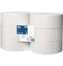 TORK Toilettenpapier Universal, 1lagig, Großrolle, 9,4 x 20 cm, natur
