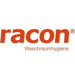 racon Toilettenpapier, Premium, 2lagig, Einzelblatt, 250 Blatt, hochweiß
