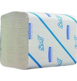 Scott Toilettenpapier, Tissue, 2lg., Einzelbl., 36x220Bl., 11,7x18,6cm, weiß
