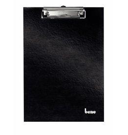 bene Schreibplatte, A4, 22,2 x 31,4 cm, schwarz