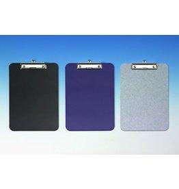 WEDO Schreibplatte, ABS, Klemme kurze S., A4, 22,7x31,7cm, sw