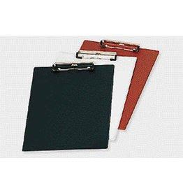 VELOFLEX Schreibplatte, PVC, Klemme kurze S., A4, 23x34cm, sw
