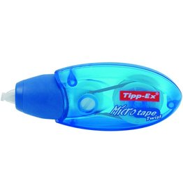 Tipp-Ex Korrekturroller Micro Tape Twist, Einw., 5 mm x 8 m, weiß
