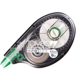 TOMBOW Korrekturroller MONO®, CT-YT4, Einweg, 4,2 mm x 10 m, weiß