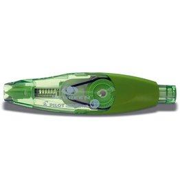 PILOT Korrekturroller WHITELINE RT, 4,2 mm x 6 m, weiß, grün, transparent
