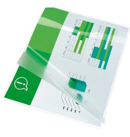 GBC Laminiertasche Document™ Pouch, A4, 216x303mm, 0,075mm, glänzend