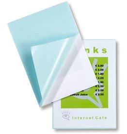 GBC Laminiertasche Peel'nStick™, sk, A3, 303 x 426 mm, 0,125 mm, glänzend