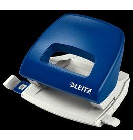 LEITZ Locher Topstyle®, mit Anschlagschiene, 16 Blatt, 1,6 mm, blau