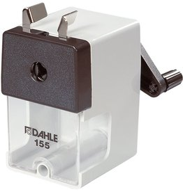 DAHLE Spitzmaschine, 155, mech., Tischklemme, 1fach, Stift-Ø: 12mm, grau