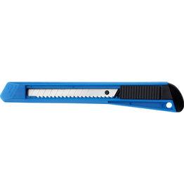 STAPLES Cutter, Kunststoff, 9mm, Schiebearretierung, blau