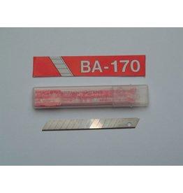 NT Ersatzklinge, A170/BA170, Etui, 9mm