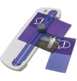 Rexel Schneidemaschine, Rollenschneider, mechanisch, SmartCut™ A100, 5 Blatt