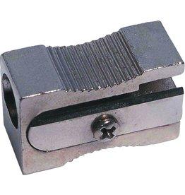STAPLES Spitzer, Leichtmetall, Blockform, 1fach, Stift-Ø: 8 mm