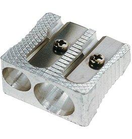 STAPLES Spitzer, Leichtmetall, Keilform, 2fach, Stift-Ø: 8/11mm