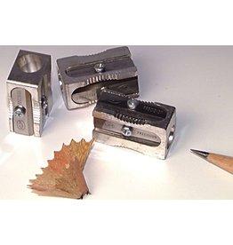 KUM Spitzer, Magnesium-Leichtmetall, ohne Behälter, 1fach, Stift-Ø: 8 mm
