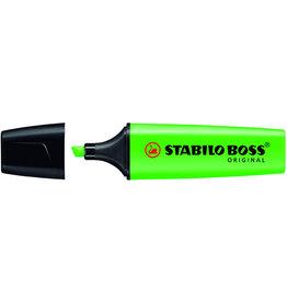 STABILO Textmarker BOSS® ORIGINAL, Keilspitze, 2 - 5 mm, Schreibf.: grün