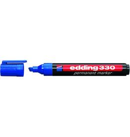 edding Permanentmarker 330, nachf., Ksp., 1-5mm, Schreibf.: blau