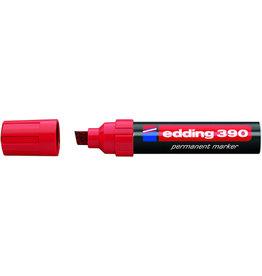edding Permanentmarker 390, nachf., Ksp., 4-12mm, Schreibf.: ro