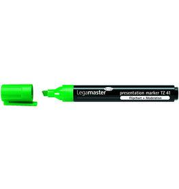 Legamaster Boardmarker TZ 150, Keilspitze, 2 - 7 mm, Schreibf.: grün
