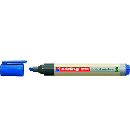 edding Boardmarker, 29, Ksp., 1-5mm, Schreibf.: blau