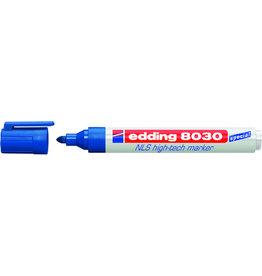 edding Marker NLS high-tech, Einw., Rsp., 1,5-3 mm, Schreibf.: blau