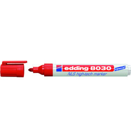edding Marker NLS high-tech, Einw., Rsp., 1,5-3 mm, Schreibf.: ro