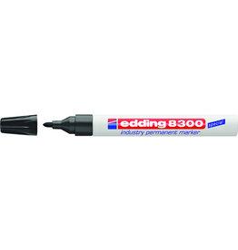 edding Permanentmarker 8300, Rsp., 1,5-3 mm, Schreibf.: schwarz