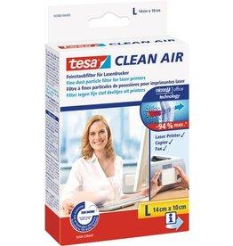 tesa Feinstaubfilter CLEAN AIR, Größe L, 14 x 10 cm