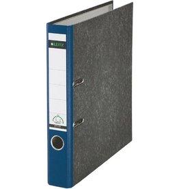 LEITZ Ordner Standard, Karton (RC), A4, 52 mm, 28,5x31,8cm, blau