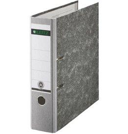 LEITZ Ordner Standard, Karton (RC), A4, 80 mm, 28,5x31,8cm, grau