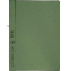 ELBA Klemmmappe, Manilakarton (RC), ohne Vorderdeckel, A4, grün