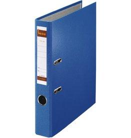 bene Ordner No.1, PP-kaschiert, Einsteckrückenschild, A4, 52 mm, blau